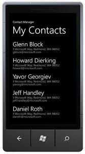 Merge Duplicate Contacts on Windows Phone 8