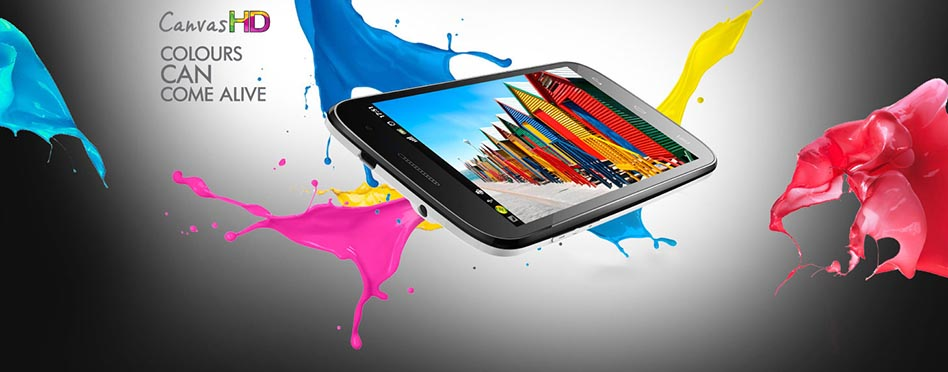 Micromax Canvas HD Features and Specifications