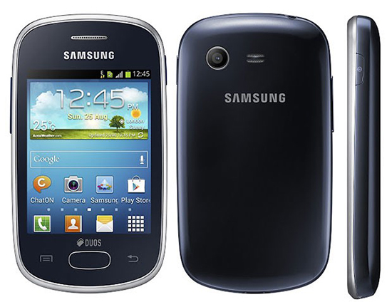 Samsung Galaxy Star Features