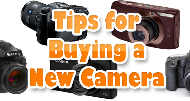 Tips for Buying Camera