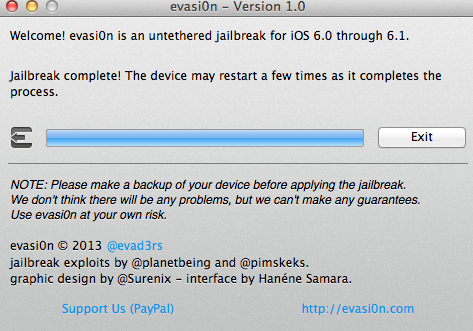 jailbreaking iPad 3