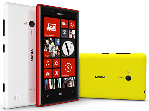 Nokia Lumia 720 Features and Specifications Price Review