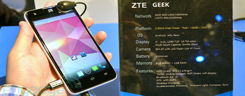 zte geek features