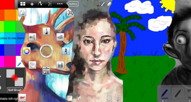 Best Iphone Apps to sketch images