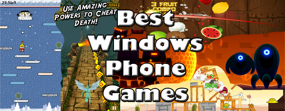Best Windows Phone Games