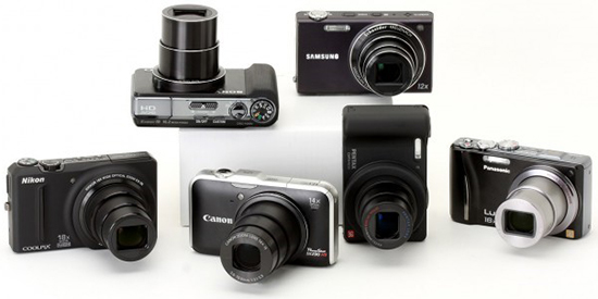 Choose Best Camera
