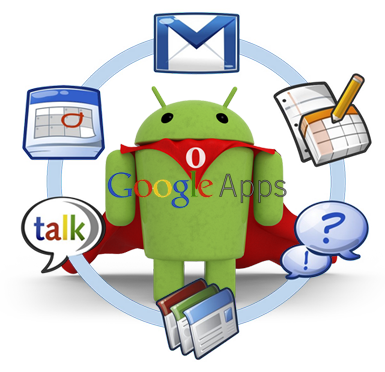 Configure Google Apps Mail on Android
