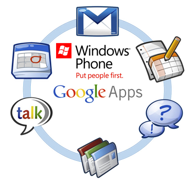 Configure Google Apps Mail in Windows Phone