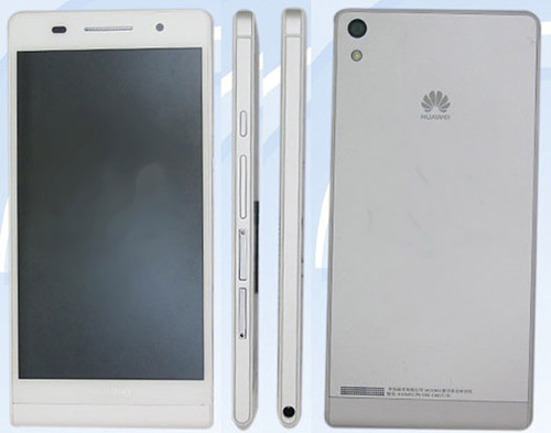 Huawei Ascend P6 Features