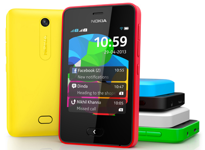 Nokia Asha 501 Features