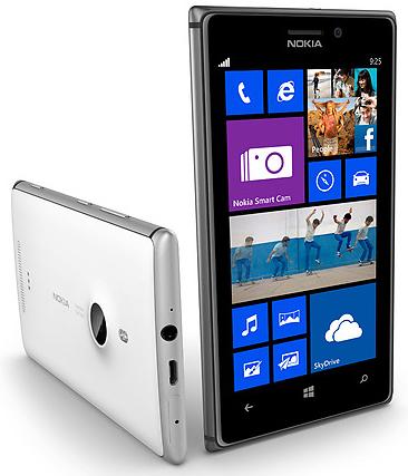 Nokia Lumia 925 features