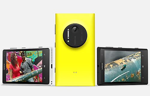 Nokia Lumia 1020 Features