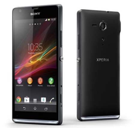 Sony Xperia SP Features