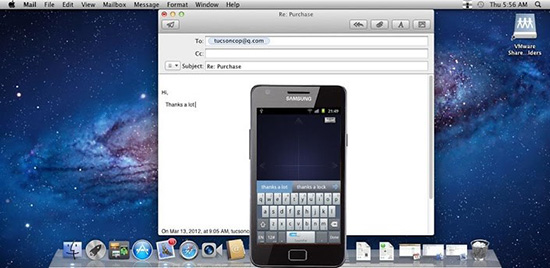 How to Use Samsung Galaxy S3 into Functional Keyboard and Mouse for Your Computer