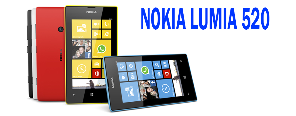 Nokia Lumia 520 Features and Specifications