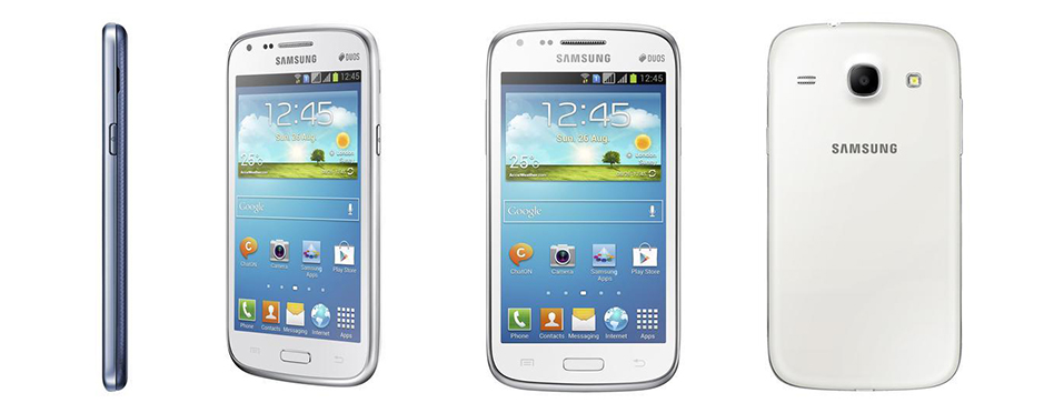 samsung galaxy core specifications