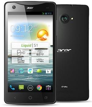 Acer Liquid S1 Features
