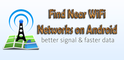 Find Near WiFi Networks on Android