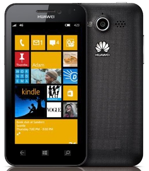 Huawei Ascend W2 Specifications