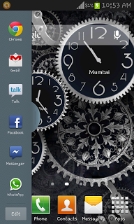 Multi Window and Ripple Lock Screen for Samsung Galaxy S2