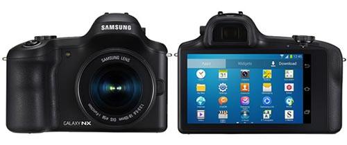 Samsung Galaxy NX Camera Price