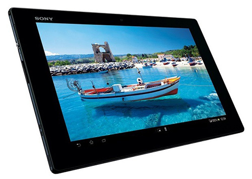 Sony Xperia Tablet Z Specifications