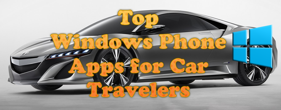 Windows Phone Apps for Car