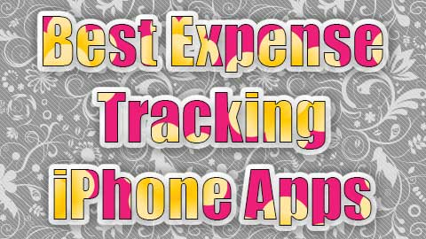 Expense Tracking iPhone Apps