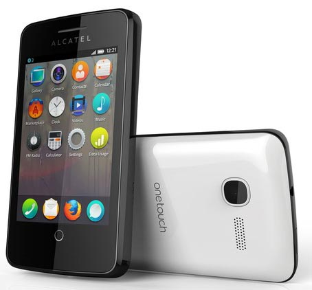 Alcatel One Touch Fire Features