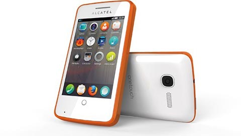 Alcatel One Touch Fire Specifications