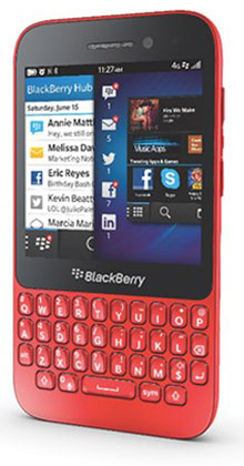 Blackberry Q5 Specifications