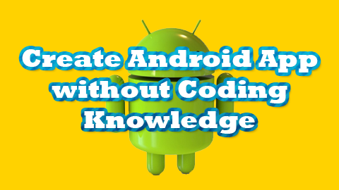Create Android App