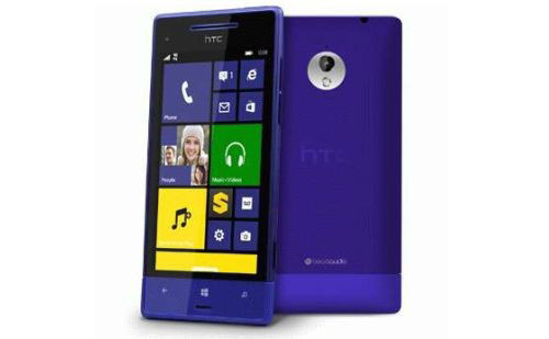 HTC 8XT Features