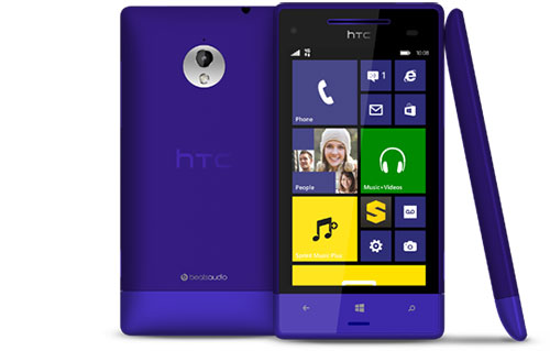 HTC 8XT Specifications