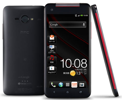 HTC Butterfly S Specifications