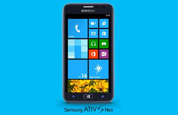 Samsung ATIV S Neo Features