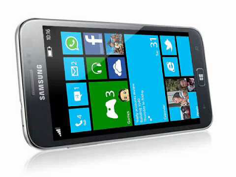 Samsung ATIV S Neo Specifications