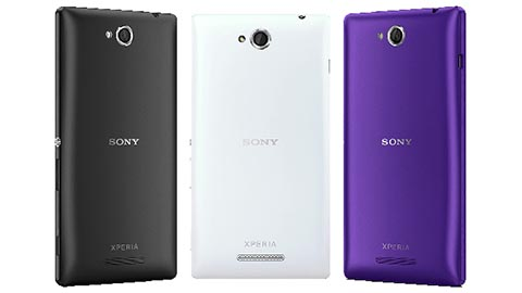 Sony Xperia C Features