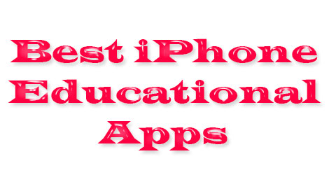 iPhone Educational Apps