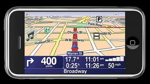 iPhone Navigation Apps