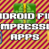 5 Best Android Compression Apps (Zip/Rar)
