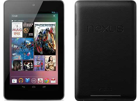 Asus Google Nexus 7 2 Specifications