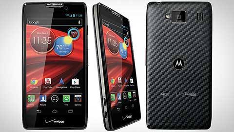 Motorola DROID Maxx Features