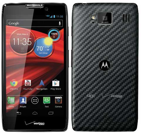 Motorola DROID Maxx Specifications