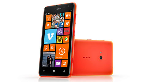 Nokia Lumia 625 Specifications and Features