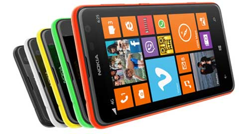 Nokia Lumia 625 Price