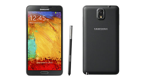 Samsung Galaxy Note iii Features