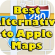 Best Alternative to Apple Maps for iPhone and iPad