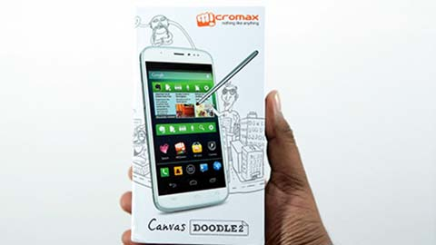 Micromax Canvas Doodle 2 Features and Specifications (A240)