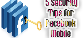 5 Security Tips for Facebook Mobile